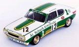 Ford Capri MKI RS 2600, No.12, Schack Kiwi racing, Swidish Gold Cup, Kinnekulle Ring - 1973