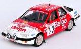 Ford Sierra XR 4x4, No.12, Belga, Rallye WM, Rallye Monte Carlo - 1987
