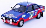Ford Escort Mk II RS 1800, No.53, Sonnenschein batteries, Rallye WM, RAC Rallye - 1977
