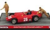 Ferrari D50, No.26, Formel 1, GP Italie - 1956