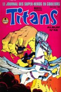 Titans du 07/1990