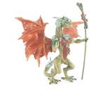 Le Dragon Sorcier rouge